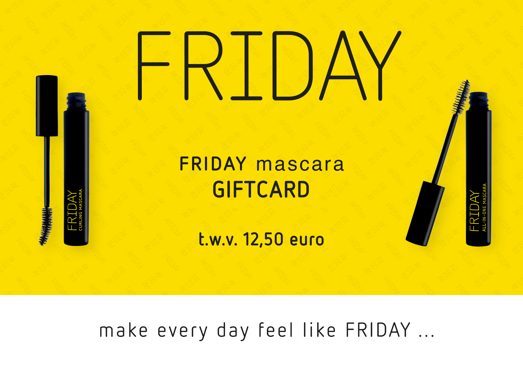 FRIDAY Giftcard
